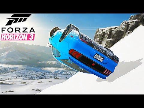 Forza Horizon 3 - Wins #25 (FH3 Funny Moments Compilation)