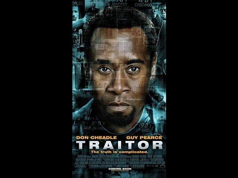 Traitor 2008; Don Cheadle ;Guy Pearce