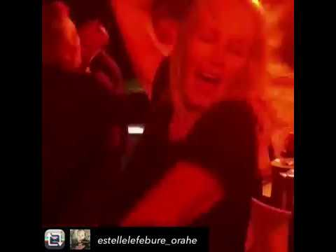 Estelle Lefébure, Luana Belmondo, Catherine Ceylac dancing on #IAmFree 🔥🔥💃🏻💃🏻