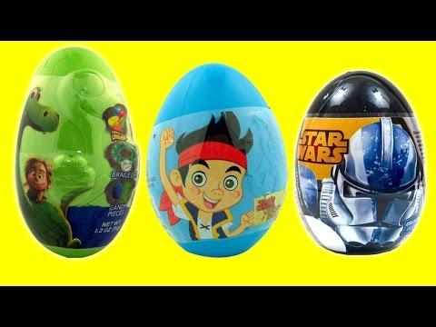 Surprise Eggs : Fantastic Kinder Chocolate Surprise Eggs. Opening Part G