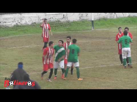 Liga Capitalina: Estudiantes de la Tablada 3 vs Defensores del norte 2