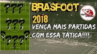 VENÇA MAIS PARTIDAS! - FORMAÇÃO PARA VENCER - BRASFOOT 2018
