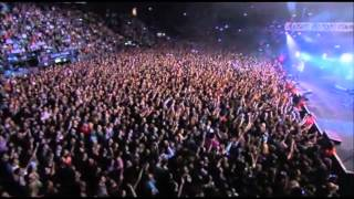 Keane - Bedshaped live at Estadio Luna Park, Buenos Aires, Argentina