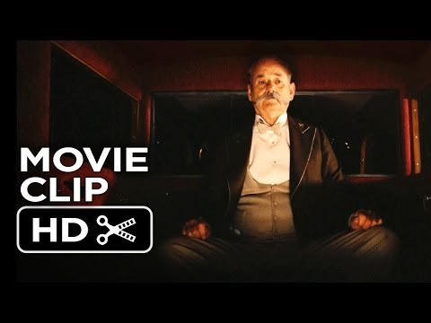 The Grand Budapest Hotel Movie CLIP - The Only Had the 1/2 Ounce (2014) - Bill Murray Movie HD