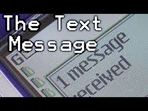 """The Text Message"" by The Flea!"
