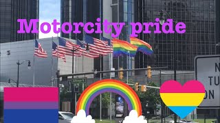 Motor city pride Pride month is the most magical month of the year. I'm proud of who I am and so should every else. If you want to see just a bit of what pride is about, watch my ...