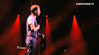 Ott Lepland - Kuula - Live - Grand Final - 2012 Eurovision Song Contest