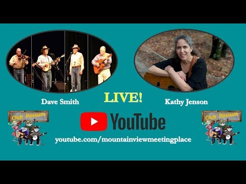 Dave Smith & Kathy Jenson live at Club Possum