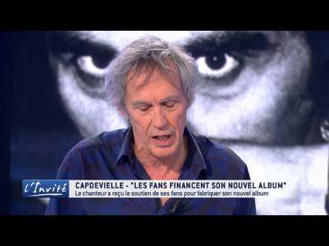 """Jean-Patrick CAPDEVIELLE : """"Les fans financent mon disque"""""""