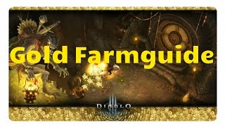 Diablo3 - Patch 2.4: Gold Farmguide (bis zu 5.000.000.000 / Stunde)