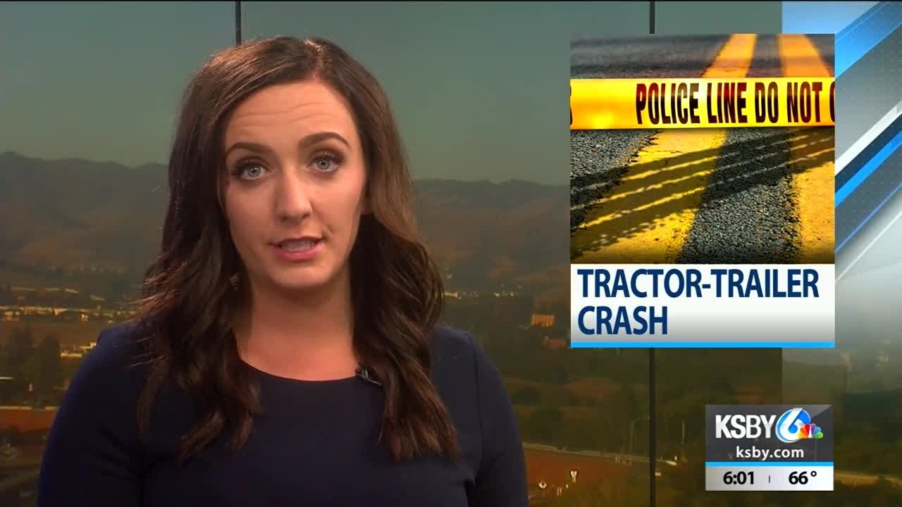 driver-of-tractor-trailer-that-crashed-near-orcutt-self-extricated-himself-from-vehicle