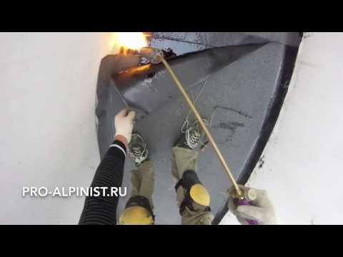 Гидроизоляция кровли балкона. - www.fassen.net-видео сёрфинг.