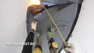 видео Гидроизоляция балкона: крыша, потолок, стены, пол