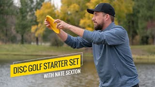 Disc Golf for Beginners with Nate Sexton