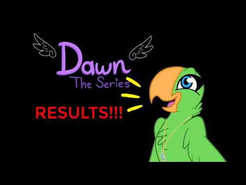 ::RESULTS!!:: Dawn: The Series! Casting Call #1 Results