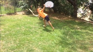 Expectation vs reality trick shots l Out Of This World