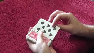 Фокусы с картами - Best card control -Tutorial - Kaminskiy Vadim