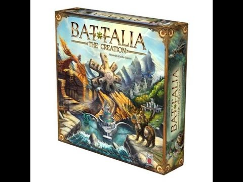 010e2bd62dcb Preview  Battalia  The Creation - Board Game Brawl - YouTube