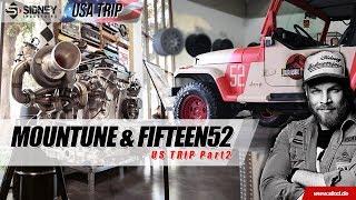 Brutaler Focus RS & Bei FIFTEEN52 Wheels | USA Trip Part 2 | Sidney Industries