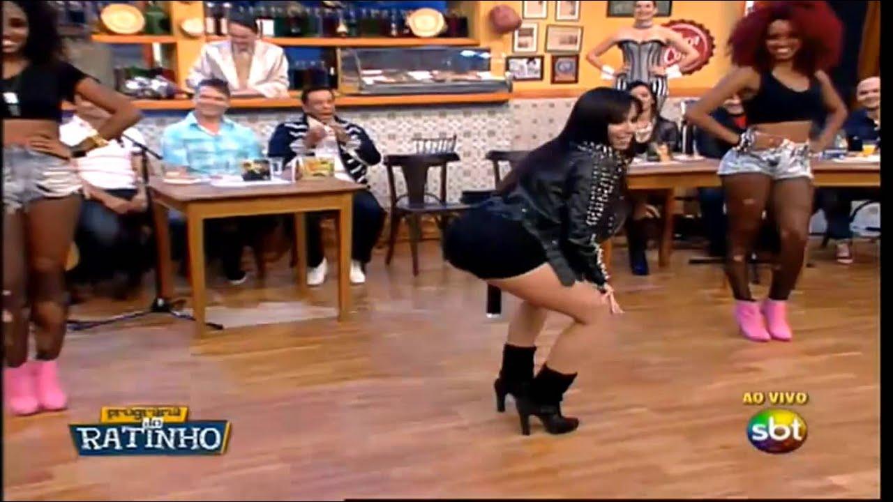 Anitta No Programa Do Ratinho Quadradinho De 4 Hd Youtube
