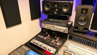 Home Studio Sunday   Organizing My Rackspace