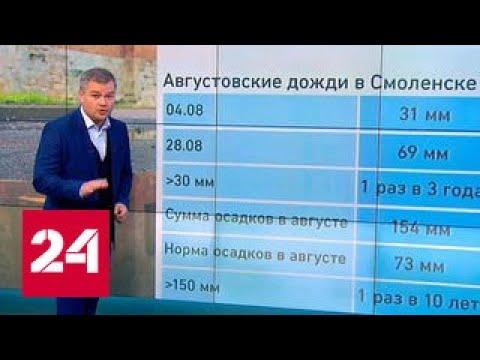 """""""Погода 24"""": северный ветер дошел до Крыма"""