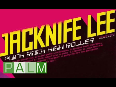 Jacknife Lee: Bursting Off The Backbeat