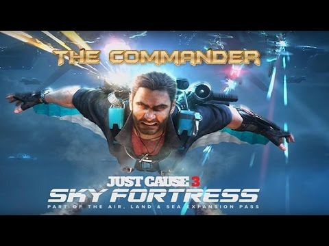 Just Cause 3 - Sky Fortress DLC |