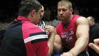 Андрей Антонов о силе хвата и тренировках с толстыми грифами