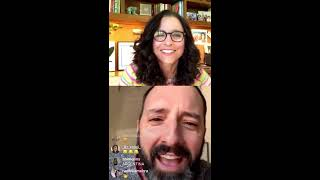 Julia Louis-Dreyfus, Tony Hale & Tim Simons Discuss VEEP Pilot For Direct Relief Fundraising