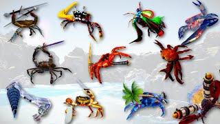 """""""Knight Crab"""" ミュージックビデオ - 『カニノケンカ -Fight Crab-』 Switch版"""