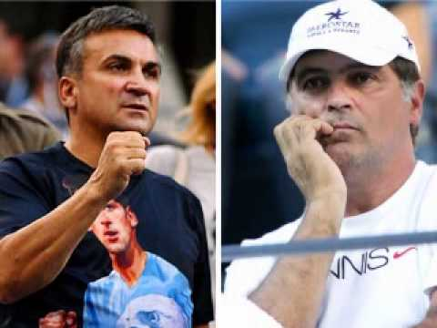 Rafael Nadal S Uncle Accused Of Illegal Coaching By Novak Djokovic S Father Youtube