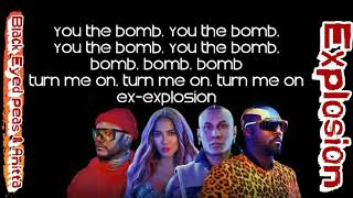 Baixar Black Eyed Peas & Anitta - Explosion (Lyrics)