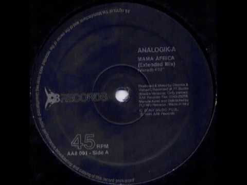 Analogik-a–Mama Africa (Extended Mix)