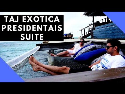 Maldives Day 3 - $10,000 Presidential Suite at Taj Exotica Maldives