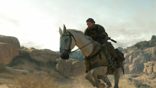 Metal Gear Solid V: The Phantom Pain - GAMEPLAY TRAILER