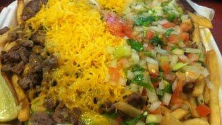 Collab with TASTEE MOTIVE! Carne Asada Fries!