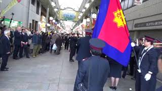 Publication Date: 2018-03-24 | Video Title: NYSB Parade at Minamimorimachi
