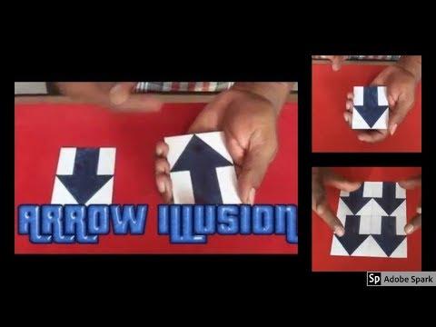 MAGIC TRICKS VIDEOS IN TAMIL #467 I ARROW ILLUSION @Magic Vijay