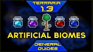 Terraria 1.3 General Guide: Artificial Biomes