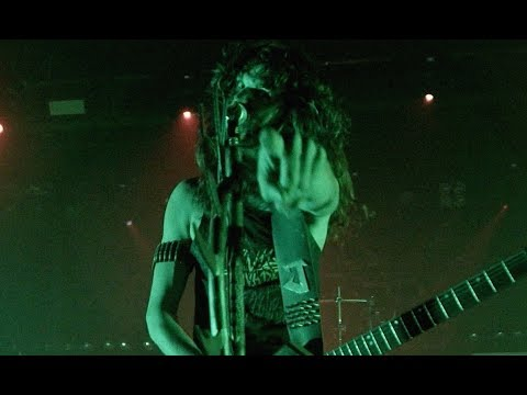 EVIL INVADERS - Among The Depths Of Sanity (Live) | Napalm Records