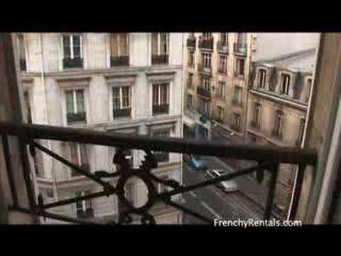 Paris France Apartment Vacation Rental - Travel With Kids Paris DVD