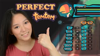 HOW TO BREED PERḞECT 7SV TEMTEM - Step by Step // Perfect Temtem Breeding Guide!