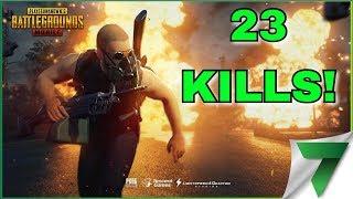23 Kill Solo vs Squad Desert Map Miramar! | PUBG Mobile