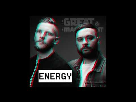The Great & The Magnificent - ENERGY ft. LKP (Audio)