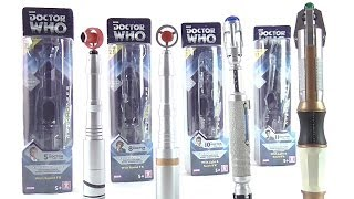 DOCTOR WHO Basic Sonic Screwdriver Wave 2 Toy Reviews | Votesaxon07