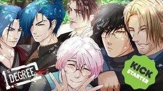 1st Degree: Murder-Mystery BL/Yaoi Visual Novel - Kickstarter Demo