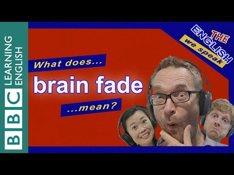What Does 'brain Fade' Mean?