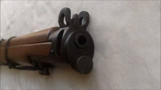 Denix British Lee-Enfield SMLE 303 non-firing replica rifle World War II