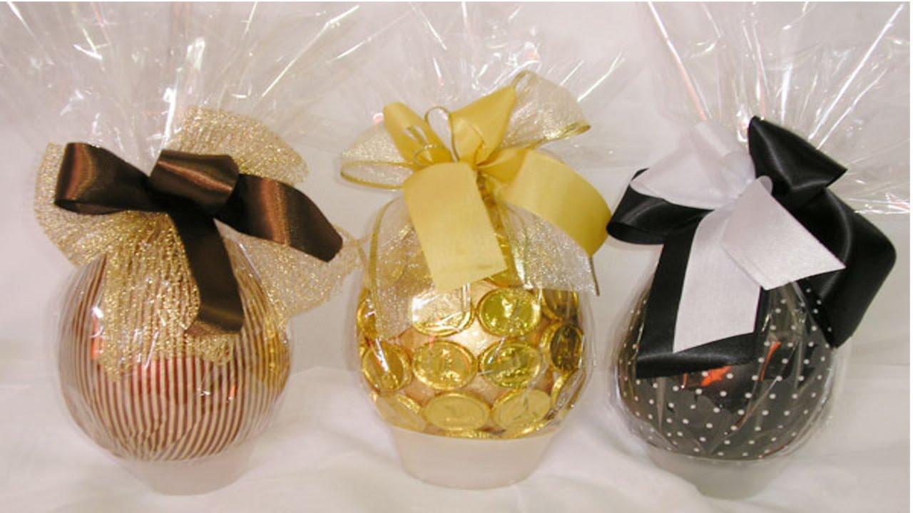 Como fazer ovos de páscoa Embalagens Cursos CPT You -> Como Decorar Ovo De Pascoa De Chocolate